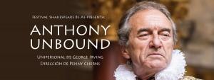 Anthony  Unbound - Teatro Solis - febrero 2016