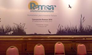 Convención Ramsar. Conrad Junio 2015